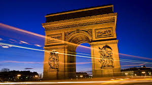 Arc De Triomphe Paris Wallpaper