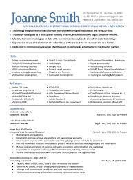 Elementary Teaching Resume Examples 14