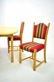 4 Red Fabric Oak Framed Dining Chairs | Danish Homestore Capital Ding Chairs Reviews Verified Cream Wooden Room Chair With White Back And Red Fabric Annie Mos Fniture Collection Of Leather Fabric Maddox Modern Red Walnut Set 2 Upholstered Parsons 6 X Faux Leather Ding Chairs In L11 Liverpool For Poppy Retro Pine Upholstered Lovely Kemnay Weston Home Cranberry 2019 Products Blaine Tufted Wing Back Gdf Studio Bridge Of Weir Renfwshire Gumtree Mcc Linen Roll Top Scroll High
