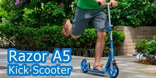 Best Kick Scooter Razor A5 Lux Review