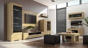 wohnzimmer komplett set l lipik 12 teilig teilmassiv farbe eiche schwarz