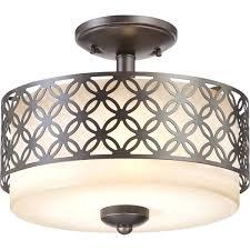bronze kitchen light fixtures flush mount kitchen light fixture