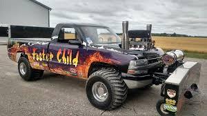 100 Pulling Truck Sonnys Upright Header GPHeaders Inc