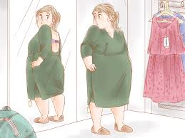 how to dress well when you u0027re overweight 15 steps with pictures