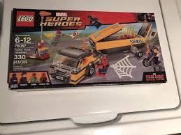 Best Price Drop. Lego 76067 Tanker Truck Takedown For Sale In ...