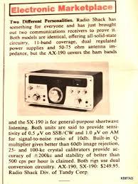 allied sx 190 receiver