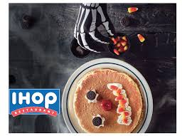 Ihop Halloween Free Pancakes 2014 by Category Restaurant Dapper Deals
