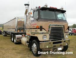 100 Brown Line Trucking The Only Old School Cabover Truck Guide Youll Ever Need