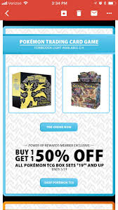 All Pokémon Tcg Boxes $19.99 And Up Buy One Get One 50% Off For ... Gamestop Coupon Codes Ireland Vitamin World San Francisco Chase Ultimate Rewards Save 10 On Select Gift Card Redemptions 2018 Perfume Coupons Sale Prices Taco Bell Canada What Can You Use Gamestop Points For Cell Phone Store Free Yoshis Crafted World Coupon Code 50 Discount Promo Gamestop Raise Lamps Plus Promo Code Xbox Live Forever21promo Coupons 100 Workingdaily Update Latest Codes August2019 Get Off Digital Top Punto Medio Noticias Ps4 Store Canada