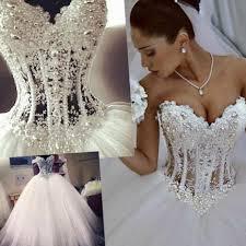 plus size corset wedding dress pluslook eu collection