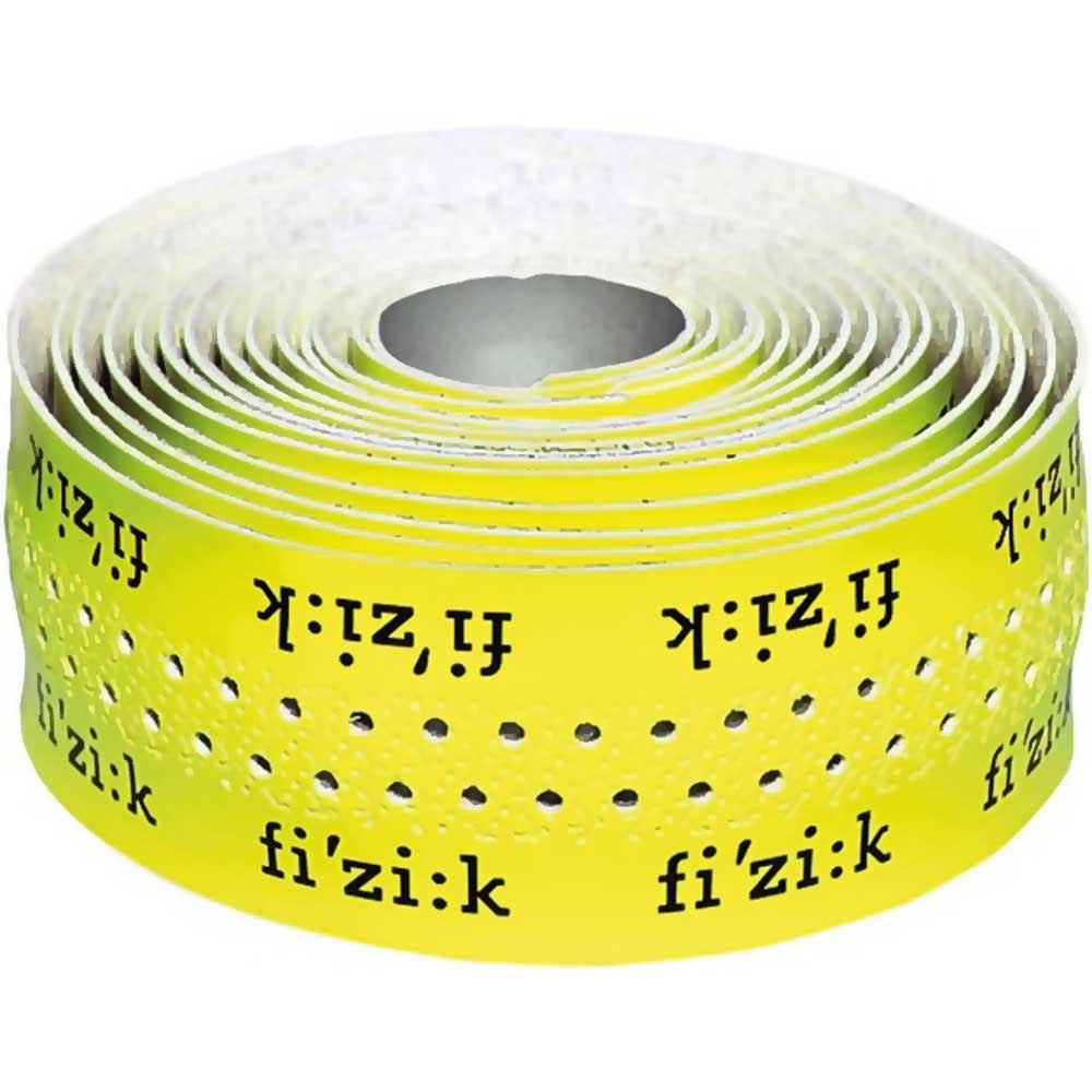 Fizik Superlight Microtex HandleBar Tape - Fluorescent Yellow, 2mm