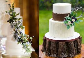 Blackberries And Wildflowers Wedding Cakes By Madison Lees Cody Raisig Phot Left