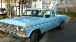 1978 FORD F 150 Ranger RARE Extended Cab Short Bed 351 Eng. 100 ...