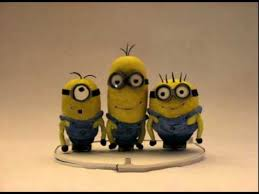 Minions Sing Happy Birthday to Shelby