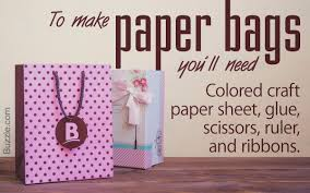 How To Make Cute And Fancy Paper Bags In Just 6 Simple Steps