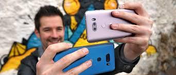 LG V30 vs LG V30S ThinQ camera parison