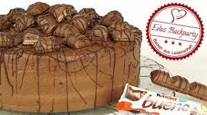 kinder bueno torte evasbackparty