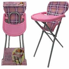 Girls Pink Baby Doll Feeding High Chair Role Play Folding Toys Xmas ... Wooden Baby Doll High Chair Toy For Dolls Ojcommerce Adora Pink Feeding 205 Inches Krabatse High Chair Snuggles S Feadora Tiny Harlow August Lane Jonti Craft Traditional Timorous Beasties Antique German Wood Play Table Late 19th Ct Eddy Olivias Little World Princess Amazoncom Butterfly Closet Fniture Fits Modern By Hipkids Hip Kids Twins Highchair Twin Dinner Time Nenuco