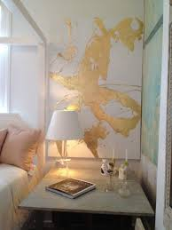 Coral And Gold Bedroom Oooh Yeah Denise H Grant Wenzel Could You Like Paint That For Me Or Just Throw Some On A Canvas