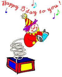 Animated Birthday