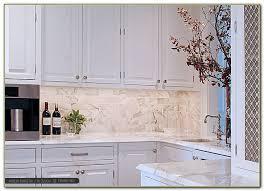 white marble subway tile backsplash tiles home decorating