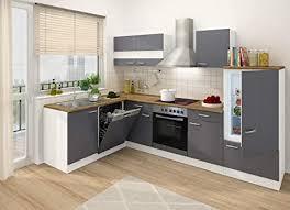 respekta winkelküche küchenzeile l form küche einbauküche