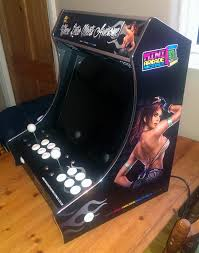 Mini Arcade Cabinet Kit Uk by Mini Arcade Machines A Business Crowdfunding Project In Blackpool