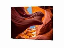 details zu magnettafel sassnitz 75x50cm motiv pinnwand 235 berge