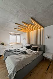 Architect Indre Sunklodiene Of Designed This Cool Wooden That Extends Into The Ceiling To Double As A Light Source Photo By Leon Garbacauskas