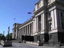 100 Melbourne Victorian Houses Parliament House In Victoria Australia Image