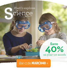 KiwiCo 40% Off Coupon Code! - Subscription Box Ramblings Deal Free Onemonth Kiwico Subscription Handson Science 2019 Koala Kiwi Doodle And Tinker Crate Reviews Odds Pens Coupon Code 50 Off First Month Last Day Gentlemans Box Review October 2018 Girl Teaching About Color Light To Kids With A Year Of Boxes Giveaway May 2016 Holiday Fairy Wings My Honest Co Of Monthly Exploring Ultra Violet Wild West February