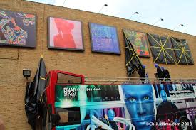 Big Ang Mural Unveiling by Chiil Mama Spring Break Added Shows U0026 Specials For Blue Man