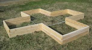 how to build a large raised garden bed home design interior design