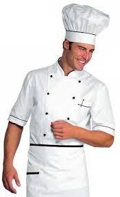 habit de cuisine spécialiste du vêtement professionnel