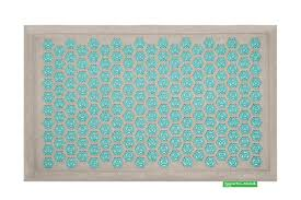 pranamat eco turquoise lotus and linen axis modal