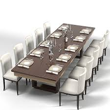 Contemporary Dining Room Set 8 Chairs Dining Room Decor Ideas And