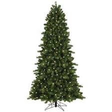 EZ Light Just Cut Colorado Spruce Artificial Christmas Tree