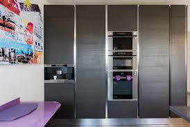 combiné cuisine cuisine aménagement l ouverte sur salle à manger domozoom com