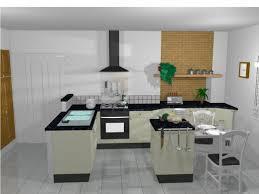 plan central cuisine ilot de cuisine avec coin repas agrandir une cuisine spacieuse