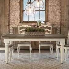 Bassett Bench Made 72 Farmhouse Table