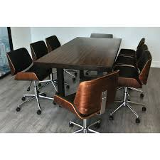 Solis Rebus Reclaimed Wood Table And Bonded Leather Upholstered ... Office Star Tuxedo Conference Table Mad Man Mund Offices To Go Alba R8ws Conference Table Glbr8wsdesmetun Small Bullet L Desk Espresso 12 Foot Solispatio Ligna Rectangular Set Reviews Wayfair Unique Fniture Cuba Ding Mayline Sorrento 8 Sc8esp Generation By Knoll Ergonomic Chair Amazoncom Gof 10 Ft 120w X 48d 295h Cherry Skill Halcon