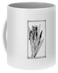 Black Iris On Transparent Background Coffee Mug For Sale By Masha