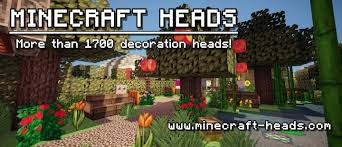Minecraft Custom Heads Player Heads Custom Heads 1700