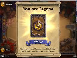 Mage Deck Hearthpwn Antonidas legend burn mage 68 win rate from rank 4 hearthstone decks
