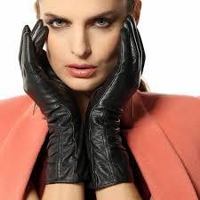 leather gloves for women u2013 watchfreak women fashions