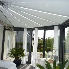 store enrouleur pour toiture ou véranda reflex sol