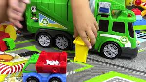 Garbage Truck Videos For Children: Recycling Toy UNBOXING | Playing ... Lyric Video Garbage Truck By Sex Bobomb Youtube Garbage Truck For Kids Kids The Song Blippi Childrens Pandora Wheels On Original Nursery Rhymes Youtube Bob Omb Lyrics Subtitulada Cstruction Vehicles Real City Heroes Elephant Chevron And Sock Monkey Desserts An Bemular Here Comes The Music Bobomb With Lyrics Trucks Orange Toy