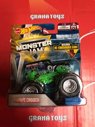 Grave Digger Tour Fav 1/19 2018 Hot Wheels Monster Jam Case A | EBay Monster Jam Grave Digger 24volt Battery Powered Rideon Walmartcom Amazoncom Hot Wheels 2017 Release 310 Team Flag Truck Toys Buy Online From Fishpdconz Us Wltoys A979b 24g 118 Scale 4wd 70kmh High Speed Electric Rtr Big 110 Model 4ch Rc Tri Band Wheels Shark Diecast Vehicle 124 Sound Smashers Bestchoiceproducts Best Choice Products Kids Offroad Shop Cars Trucks Race Wltoys 12402 112th Scale 24ghz Games Megalodon Decal Pack Stickers Decalcomania Zombie Radio Rc Remote Control Car Boys Xmas