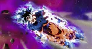 Goku Finally Masters Ultra Instinct A Collection Of Best Gif Animations By Direwolf