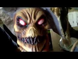 Spirit Halloween Animatronic Mask by My Spirit Halloween Animatronics Youtube